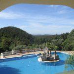 villa with pool Monchique