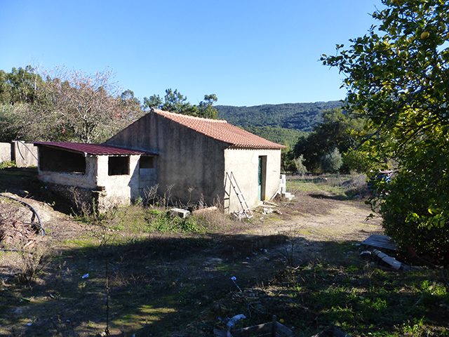 for sale Terrain with ruin close to Monchique