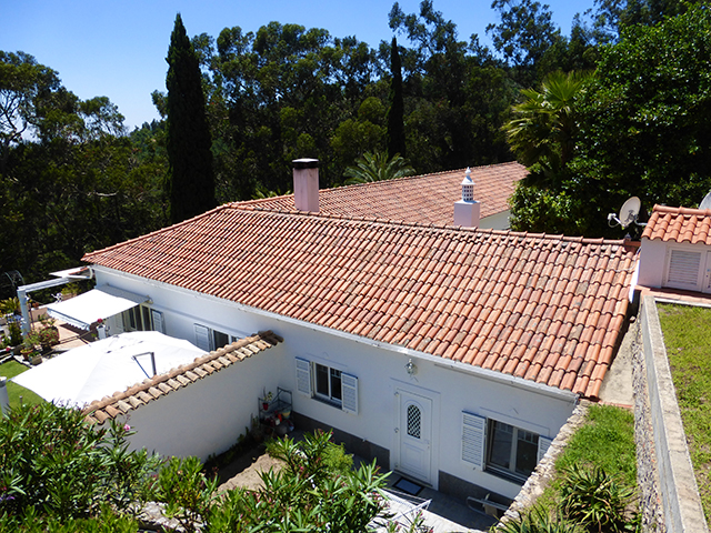 for sale large villa with pool Monchique Foia