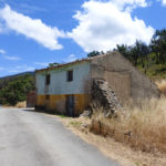 Imochique Real Estate plot with ruin for sale Monchique