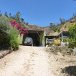 Monchique land with workshop and ruin for sale