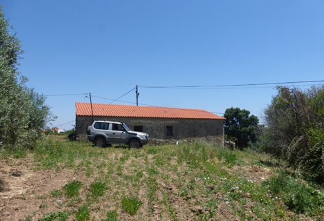 Monchique – Alferce (plot with ruin for sale)