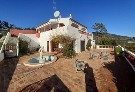 4 Bedroom villa Caldas de Monchique for sale