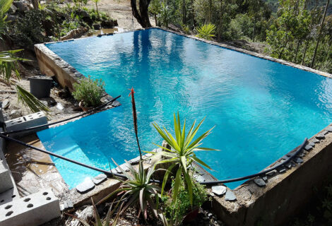 Rustic plot overlooking Monchique for sale